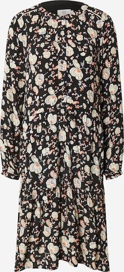 Noa Noa Blusenkleid in lachs / schwarz / weiß, Produktansicht