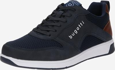 bugatti Sneaker 'Arriba' in navy / braun, Produktansicht