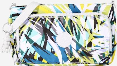 KIPLING Sac bandoulière 'MYRTE' en mélange de couleurs / blanc naturel, Vue avec produit