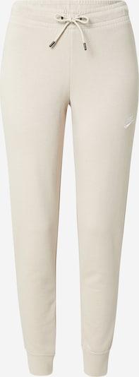 Nike Sportswear Hose in beige, Produktansicht