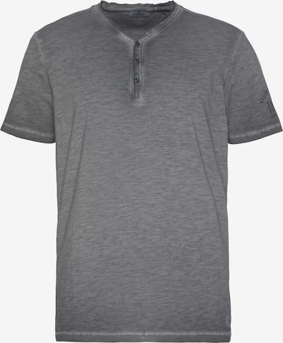 TOM TAILOR T-Shirt in dunkelgrau, Produktansicht