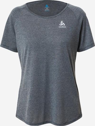 ODLO T-shirt fonctionnel 'Millennium Element' en noir chiné, Vue avec produit