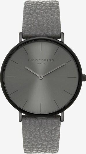 Liebeskind Berlin Uhr in grau, Produktansicht