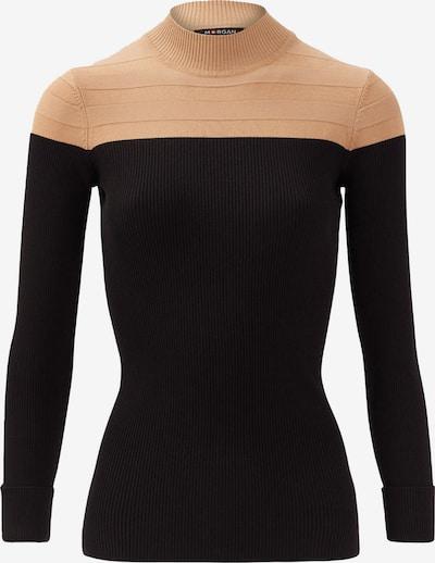Morgan Pullover  'MICO' in braun / schwarz, Produktansicht