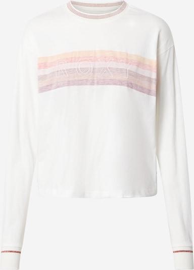 ROXY Shirt 'CRAZY STORY' in mischfarben / weiß, Produktansicht