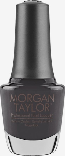Morgan Taylor Nail Polish 'Grey & Black Collection' in Dark grey, Item view