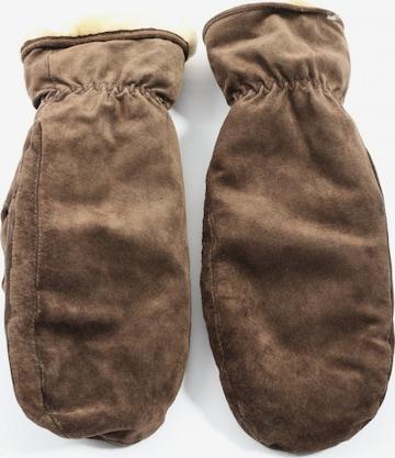 H&M Gloves in XS-XL in Brown