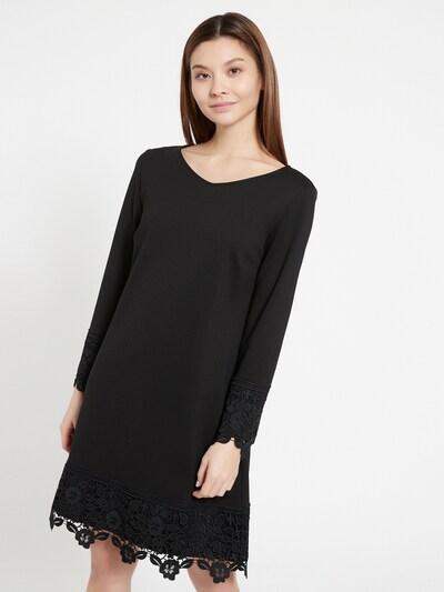 Ana Alcazar Kleid 'Bazle' in schwarz, Modelansicht
