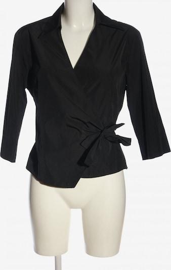 Dinomoda Wickel-Bluse in M in schwarz, Produktansicht