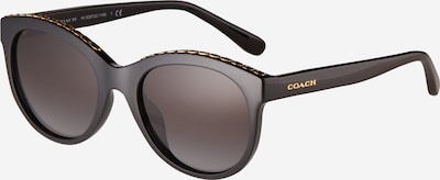 COACH Sonnenbrille 'HC8297U' in schwarz, Produktansicht