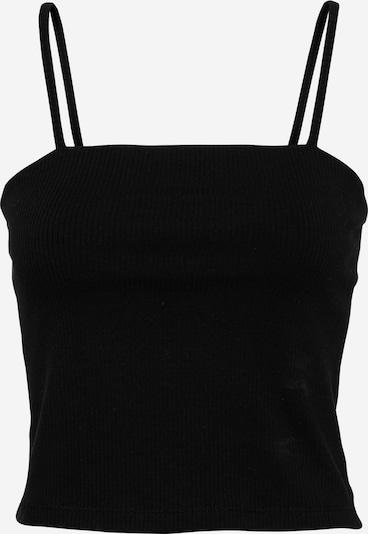 OBJECT Haut 'JADE' en noir, Vue avec produit