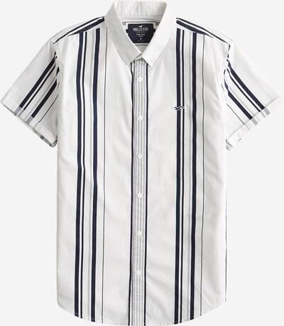 HOLLISTER Koszula w kolorze granatowy / białym, Podgląd produktu