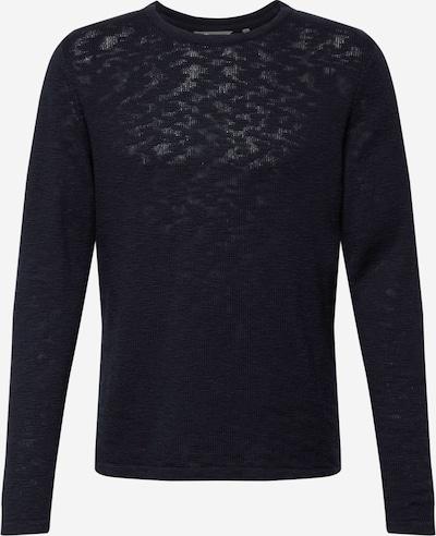 !Solid Pullover in nachtblau, Produktansicht
