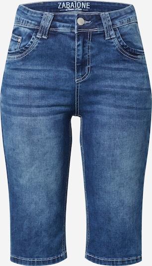 Jeans 'Laura' ZABAIONE pe albastru denim, Vizualizare produs