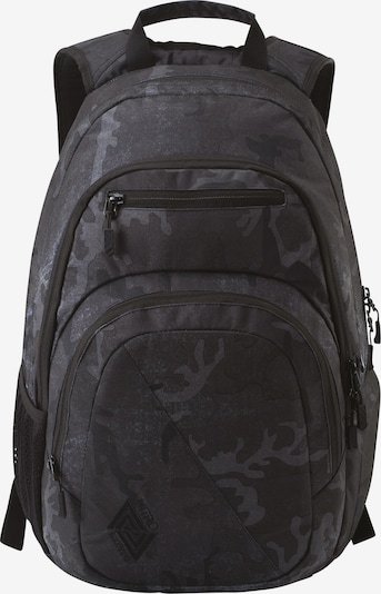 NitroBags Rucksack in grau, Produktansicht