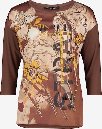 Betty Barclay Blusenshirt mit Aufdruck in braun, Produktansicht