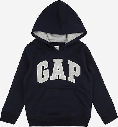 GAP Sweatshirt in navy / graumeliert / weiß, Produktansicht