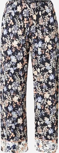 Pantaloni de pijama CALIDA pe albastru închis / mai multe culori / alb, Vizualizare produs