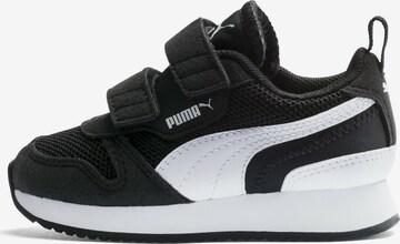 PUMA Sneaker 'R78' in Schwarz
