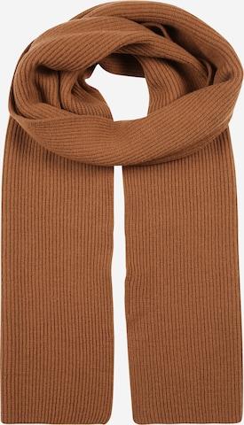 A LOT LESS Schal 'Suki' in Brown