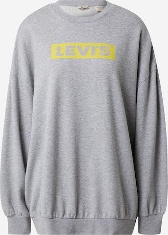 LEVI'S Sweatshirt in Grey