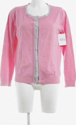 S.Marlon Sweater & Cardigan in M in Pink