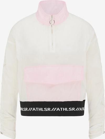 myMo ATHLSR Zunanja jakna | pastelno roza / črna / bela barva, Prikaz izdelka