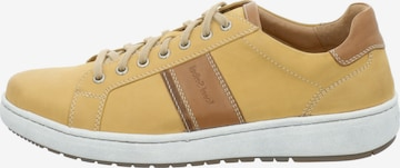 JOSEF SEIBEL Sneaker 'David' in Gelb