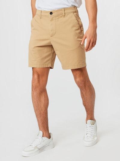 bézs HOLLISTER Chino nadrág, Modell nézet
