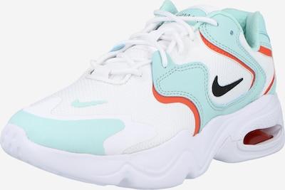 Sneaker low 'Air Max 2X' Nike Sportswear pe turcoaz / portocaliu închis / alb, Vizualizare produs