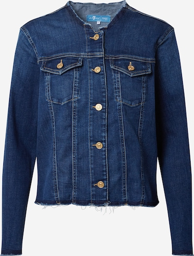 7 for all mankind Jacke in dunkelblau, Produktansicht