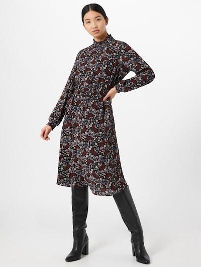 ONLY Kleid 'Nova' in mischfarben / schwarz, Modelansicht