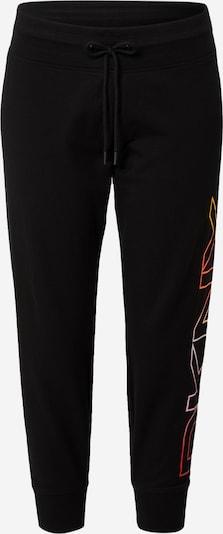 DKNY Performance Pantalon en mélange de couleurs / noir, Vue avec produit