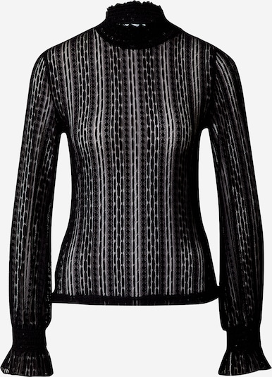 Noisy may Shirt 'Miles' in schwarz, Produktansicht