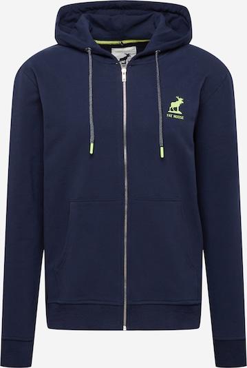 Fat Moose Sportiska jaka 'Brady', krāsa - tumši zils / neonzaļš, Preces skats