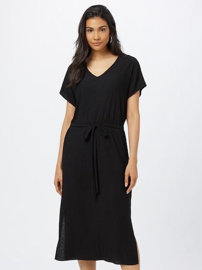 Soyaconcept Kleid 'RICKA' in schwarz, Modelansicht