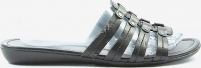 ARIANE Dianette-Sandalen in 40 in schwarz / silber, Produktansicht