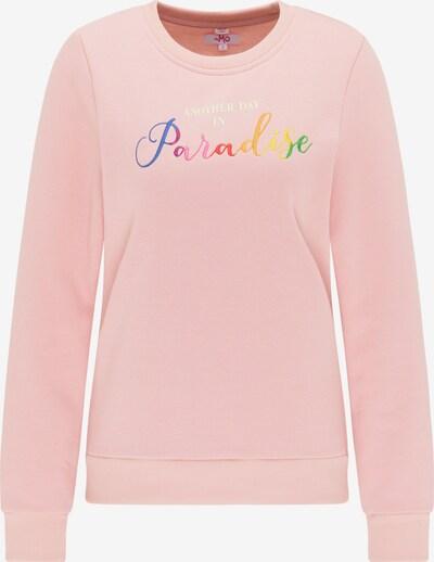MYMO Sweatshirt in mischfarben / pink, Produktansicht