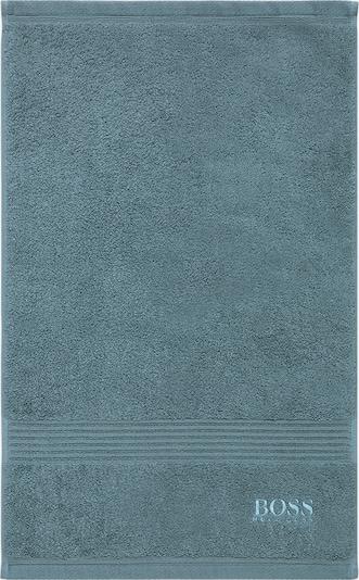 BOSS Home Gästetuch im Set 'LOFT' in blau / pastellblau, Produktansicht