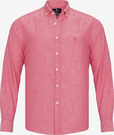 Jimmy Sanders Hemd in rot, Produktansicht