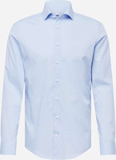 Dalykinio stiliaus marškiniai iš SEIDENSTICKER, spalva – mėlyna dūmų spalva, Prekių apžvalga