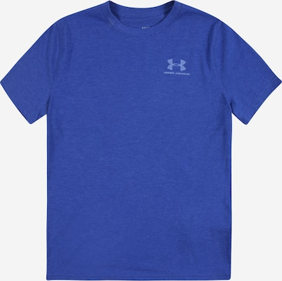 UNDER ARMOUR Sport-Shirt in blau, Produktansicht