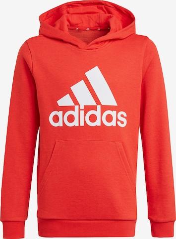 ADIDAS PERFORMANCE Sportsweatshirt in Rot