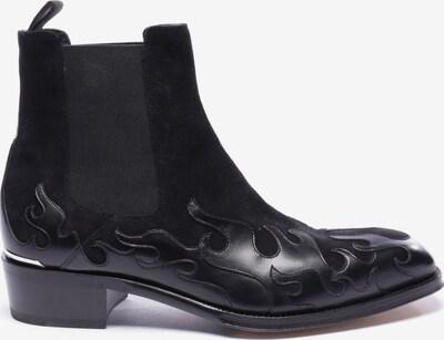 Alexander McQueen Stiefeletten in 45 in schwarz, Produktansicht