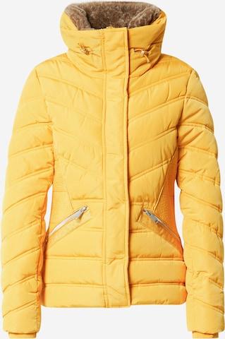 Veste d'hiver TOM TAILOR en jaune