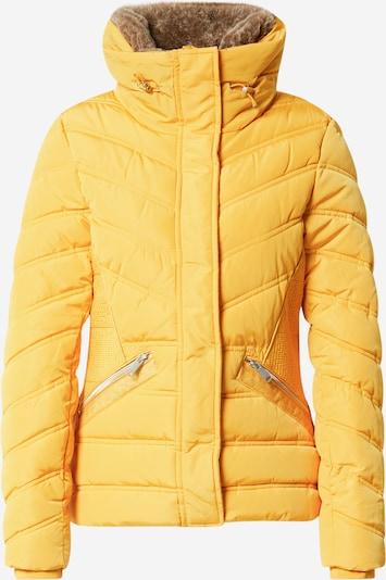TOM TAILOR Veste d'hiver en jaune, Vue avec produit