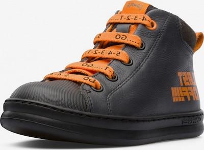 CAMPER Sneaker in dunkelgrau / orange, Produktansicht