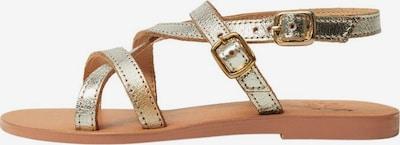 MANGO KIDS Sandaletten in gold, Produktansicht