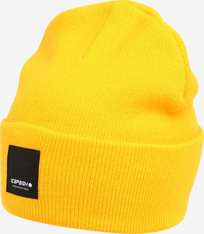 Căciuli sport 'Harcourt' ICEPEAK pe galben / negru, Vizualizare produs