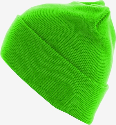 MSTRDS Beanie in Neon green, Item view